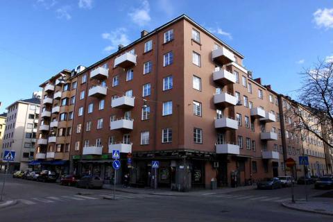 Åsögatan 90 i Stockholm - Foto: Thomas Fång